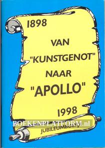1898 van kunstgenot naar Apollo 1998
