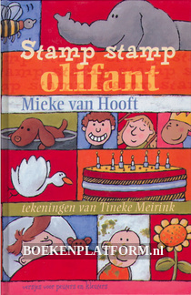 Stamp, stamp olifant