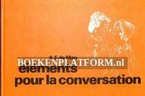 Elements pour la conversation