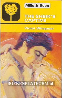 1544 The Sheik's Captive