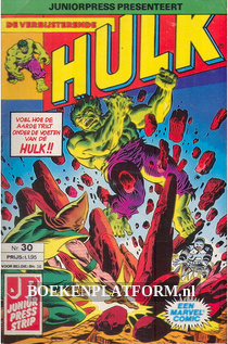 30 De Hulk