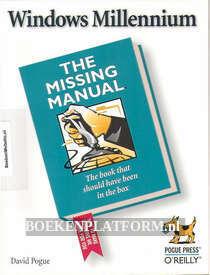 Windows Millennium The Missing Manual