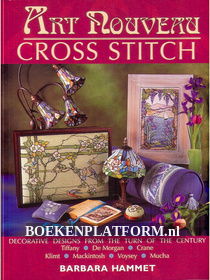 Art Noveau Cross Stitch