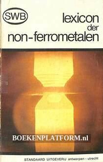 Lexicon der non-ferrometalen
