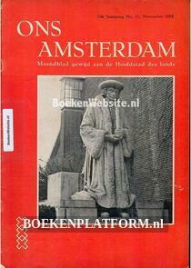 Ons Amsterdam 1955 no.11