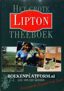 Het grote Lipton theeboek