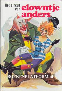 Het circus van clowntje anders