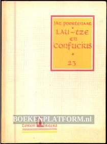Lau-Tze en Confucius