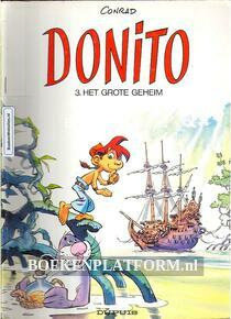 Donito, Het grote geheim