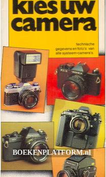 Kies uw camera
