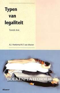Typen van legaliteit