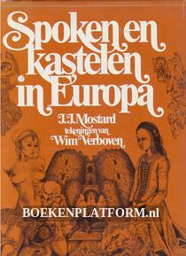 Spoken en kastelen in Europa