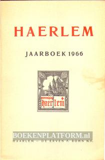 Haerlem Jaarboek 1966