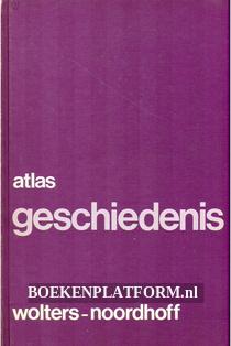 Atlas der algemene vaderlandse geschiedenis
