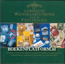 Het complete wenskaartenboek voor de feestdagen
