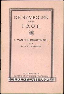 De symbolen van de I.O.O.F.