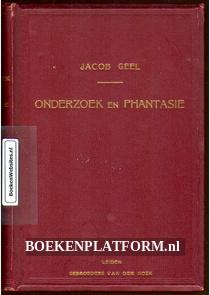Onderzoek en Phantasie, Gesprek op den Drachenfels, Het Proza