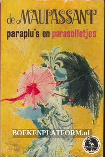 Paraplu's en parasolletjes