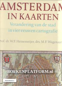 Amsterdam in kaarten