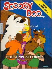 Scooby-Doo, stripalbum nr. 01