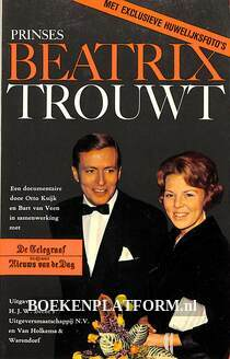 Prinses Beatrix trouwt