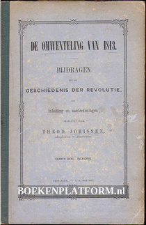 De omwenteling van 1813 I