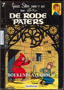 Guus Slim, De rode paters