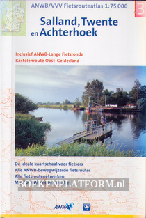 Fietsrouteatlas Salland, Twente en Achterhoek