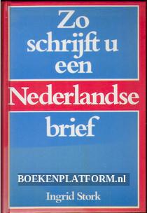 Zo schrijft u een Nederlandse brief