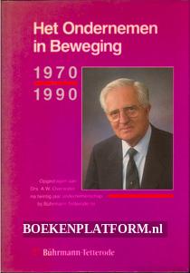 Het Ondernemen in Beweging 1970 / 1990