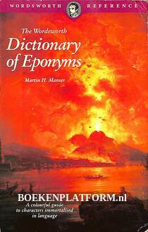 The Wordsworth Dictionary of Eponyms
