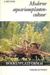 Moderne aquarium-plantencultuur
