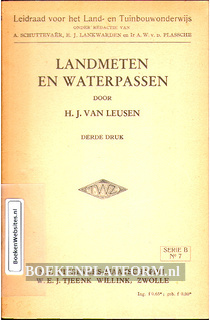 Landmeten en Waterpassen