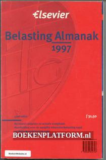 Belasting Almanak 1997