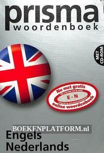 Prisma woordenboek Engels Nederlands