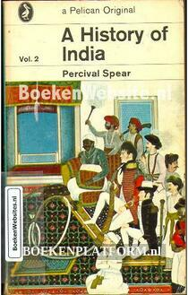 A History of India 2