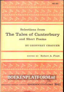Selections from the Tales of Canterbury