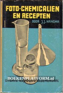 Fotochemicalien en recepten