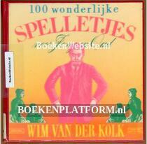 100 Wonderlijke spelletjes voor Jong en Oud