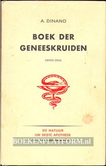 Boek der geneeskruiden