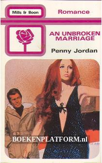 1967 An Unbroken Marriage