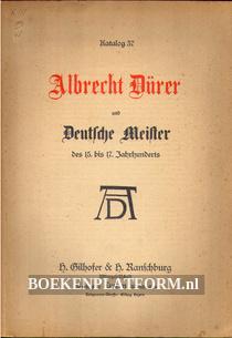 Albrecht Dürer und Deutsche Meister