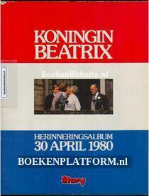 Koningin Beatrix, herinnerings album 30 april 1980
