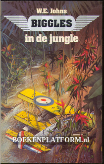Biggles in de jungle