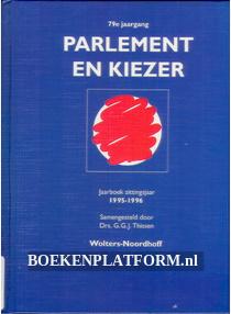 Parlement en Kiezer 1995-1996