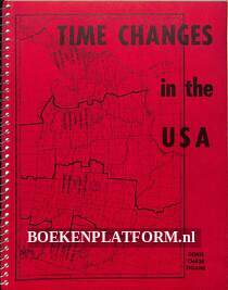 Time Changes in the USA