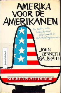 Amerika voor de Amerikanen