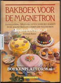 Bakboek voor de magnetron
