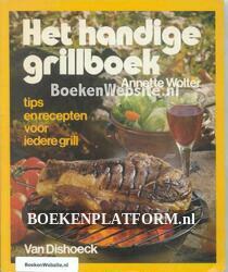 Het handige grillboek