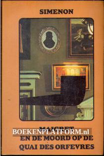0346 Maigret en de moord op de Quai des Orfevres